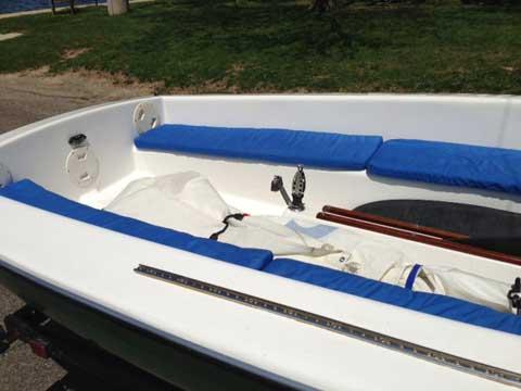 Chrysler Mutineer, 1973, 15', Ann Arbor, Michigan sailboat