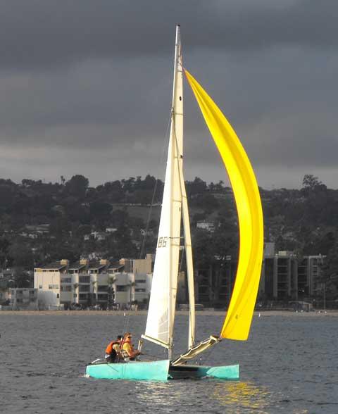 Nacra Inter 20 Catamaran, 2000, Redwood Shores, California sailboat