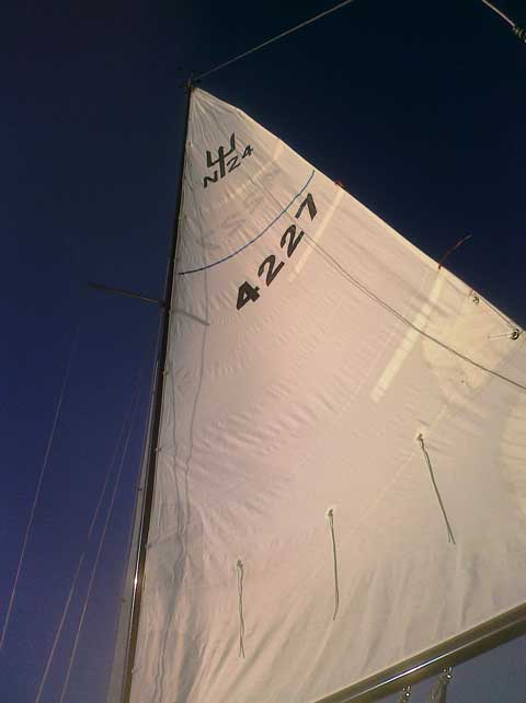 Capital Yachts Neptune 24, 1983, Ozawkie, Kansas sailboat