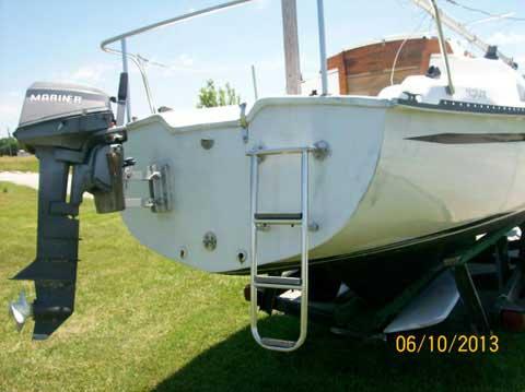 Neptune PopTop 24, 1978 sailboat