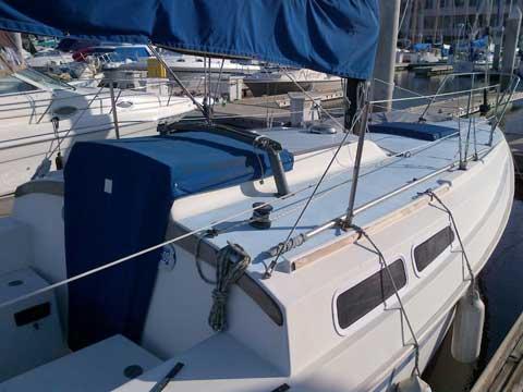 Newport 27s Sloop, Capital Yachts, 1978 sailboat