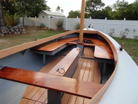 No Man's Land 101 sailboat