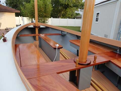 No Man's Land Boat, 2012, Spring Hill, Florida, sailboat for sale from Sailing Texas, yacht for sale