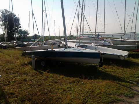 NS 14, Madison, Connecticut sailboat