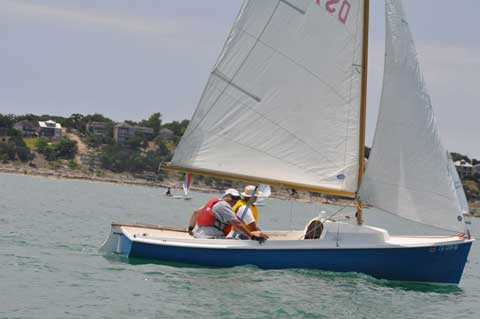 O Day Day Sailer Ii 1974 Canyon Lake Texas Sailboat