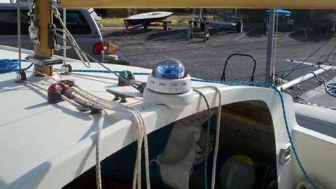 O'Day Day Sailer II, 1974, Canyon Lake, Texas sailboat