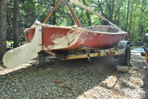 Oday Daysailors, 1969 sailboat