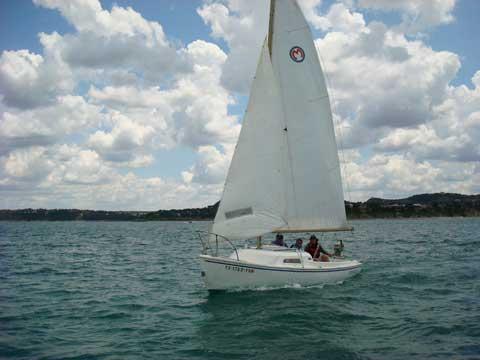 O'Day Mariner 2+2, 1975 sailboat
