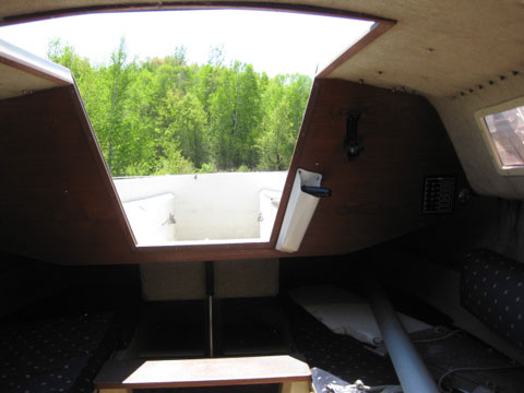 O'day 222, 1986, White Bear Lake, St. Paul, Minnesota sailboat