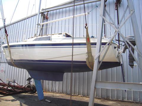 O'Day 26, 1984, Louisville, Kentucky sailboat