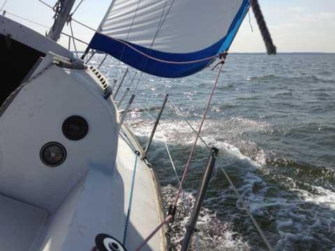 O'Day 27', 1978 sailboat