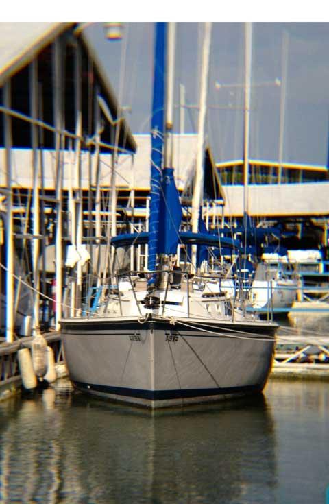 O'Day 30, 1984 sailboat