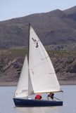 1973 Oday Javelin sailboat