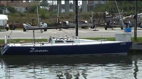 Olson 30, 1981, Seabrook, Texas sailboat