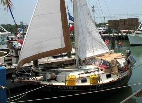Pacific Seacraft Flicka, 1992 sailboat