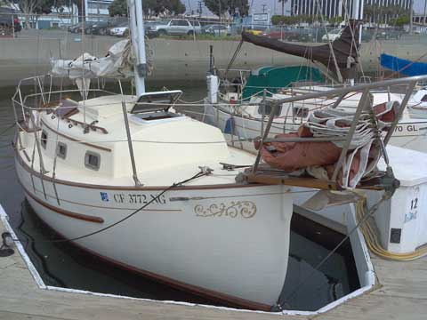 Flicka, 1993, Marina del Rey, California sailboat