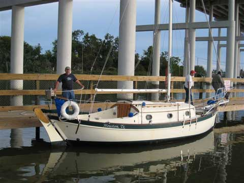 Pacific Seacraft 25 1978 Houston Texas Sailboat For