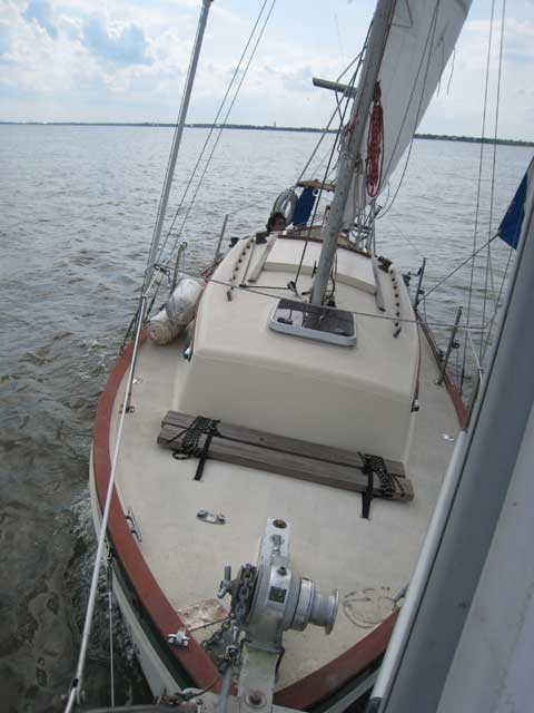 Pacific Seacraft 25, 1978 sailboat