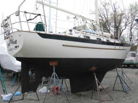 Pacific Seacraft 31, 1990, Annapolis, Maryland sailboat
