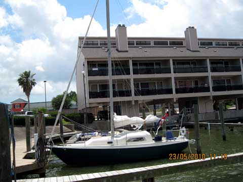 Pearson 26, 1977 sailboat
