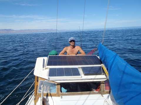 Pearson Triton 28, 1962, La Paz, Baja, Mexico sailboat