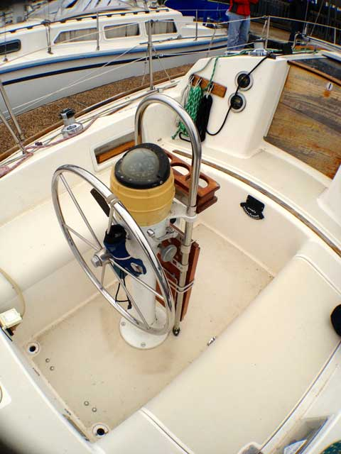 Pearson 28, 1986, Lake Ray Hubbard, Texas sailboat