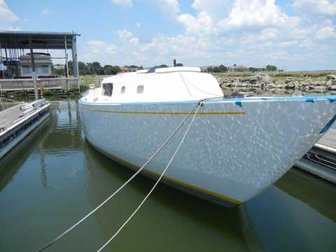 Pearson 35, 1970 sailboat
