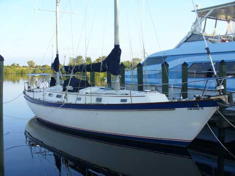 Pearson 424 Cutter Ketch 1979 Ft Myers Florida