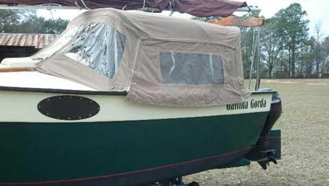 Peep Hen, 1990, Cottondale, Florida sailboat