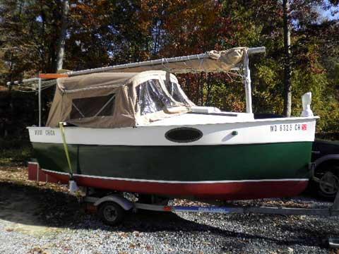 Peep Hen 14 Ft 1987 Lincoln Delaware Sailboat For