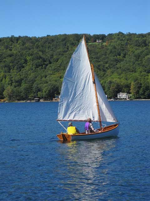 Penobscot 14, 2010 sailboat