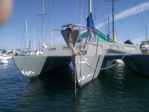 Piver Encore Trimaran, 1985, San Diego, California sailboat