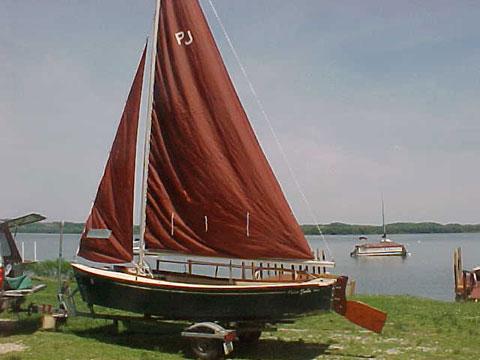 Point Jude 15, 1988, Middletown, Pensylvania sailboat