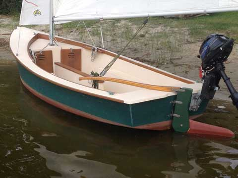 Point Jude 15 1988 Narragansett Rhode Island Sailboat