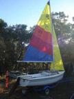1991 Precision 15 sailboat