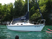 2004 Precision 21 sailboat