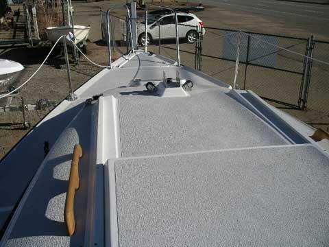 Precision 23, 2013 sailboat