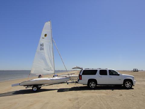 Raider II Turbo, 2012 sailboat