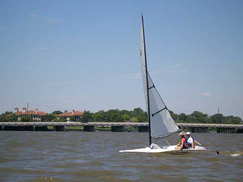 Raider Sport 16, 2004 sailboat