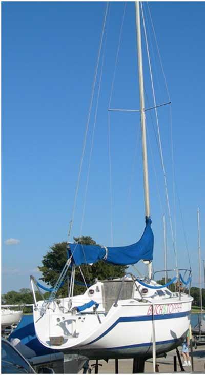 Ranger Mull 26, 1980 sailboat