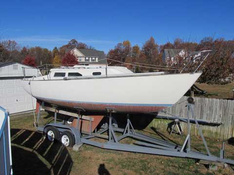 Ranger 26, 1972 sailboat