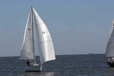 Ranger 28, 1977, Seabrook, Texas sailboat