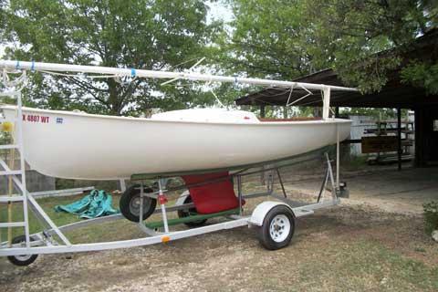 Rhodes 19, 1965, San Antonio, Texas sailboat