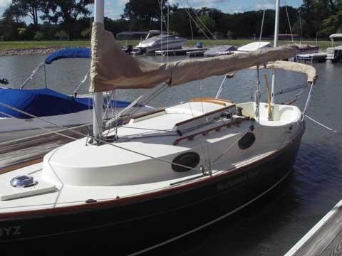Rob Roy yawl, 28 ft., 1985 sailboat