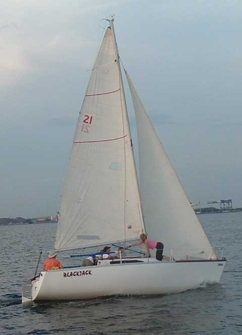 Rodgers 24, 1986 sailboat