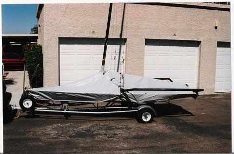 RS 600, 1990 sailboat