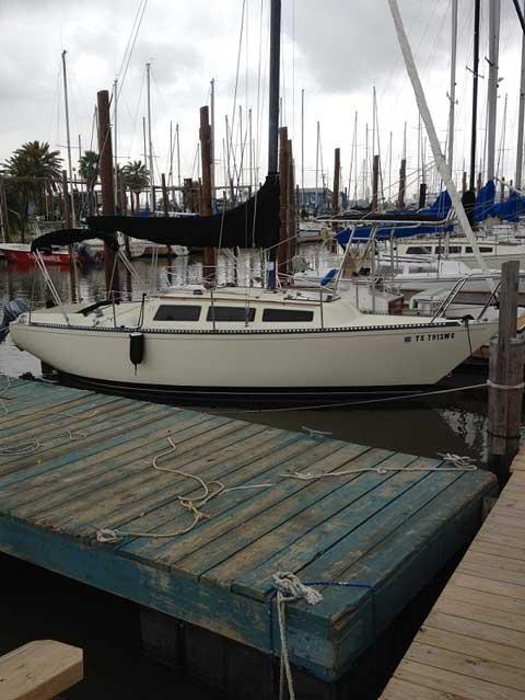 S2 7.3 (LOA 24ft), 1978 sailboat