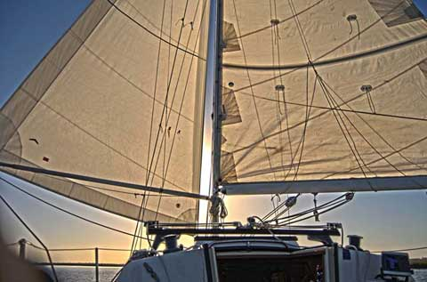 S2 27 Foot 1986 Savannah Georgia Sailboat For Sale