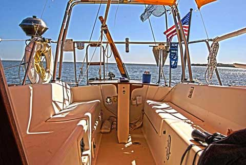 S2 27 Foot 1986 Savannah Georgia Sailboat For Sale