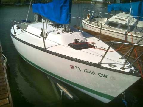 S-2 6.7 Grand Slam, 1982, Waco, Texas sailboat